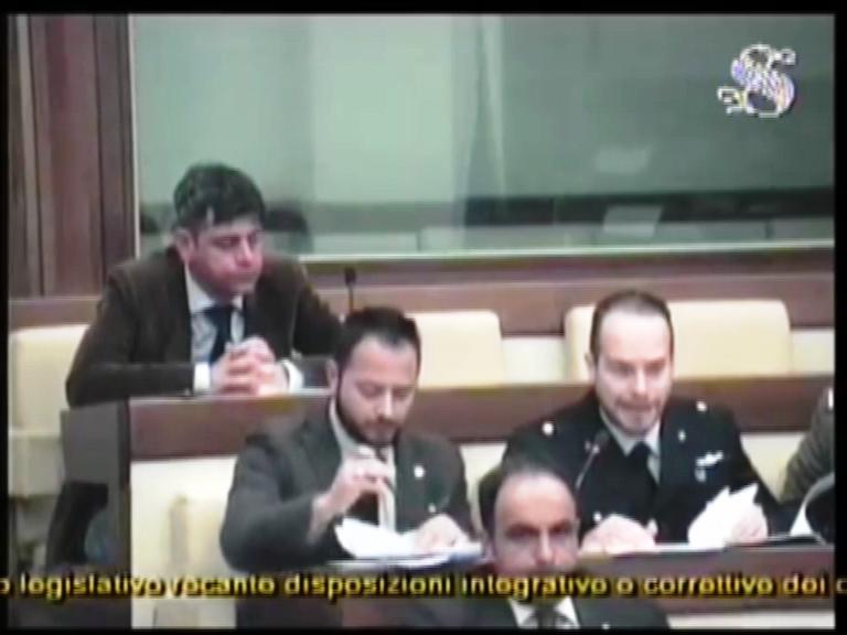 Audizione dei delegati del cocer messina e belfiori for Commissione difesa camera